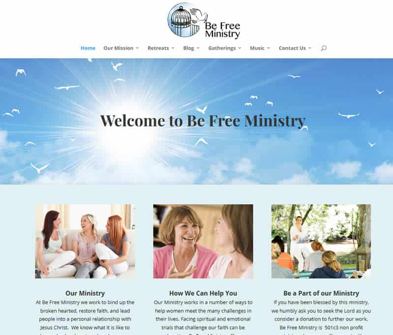 Be Free Ministry