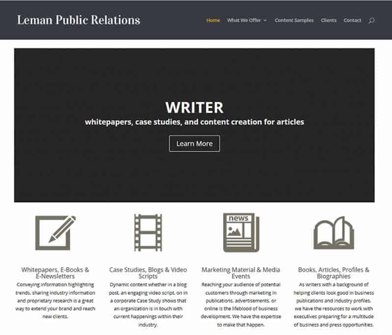 Leman Public Relations