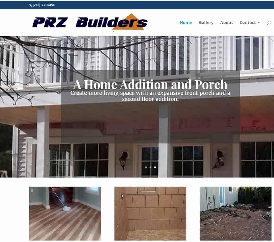 PRZ  Builders
