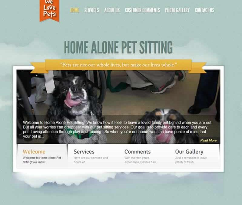 Home Alone Pet Sitting