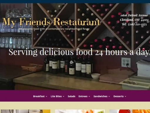 My Friends Restaurant
