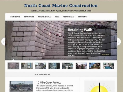 North Coast Marine Construction