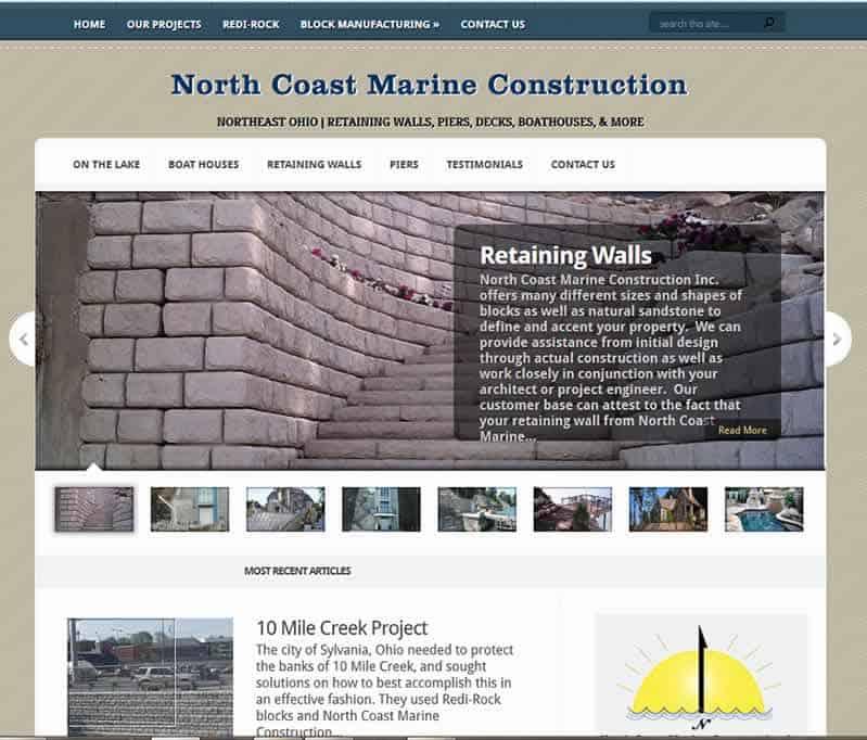North Coast Marine Construction