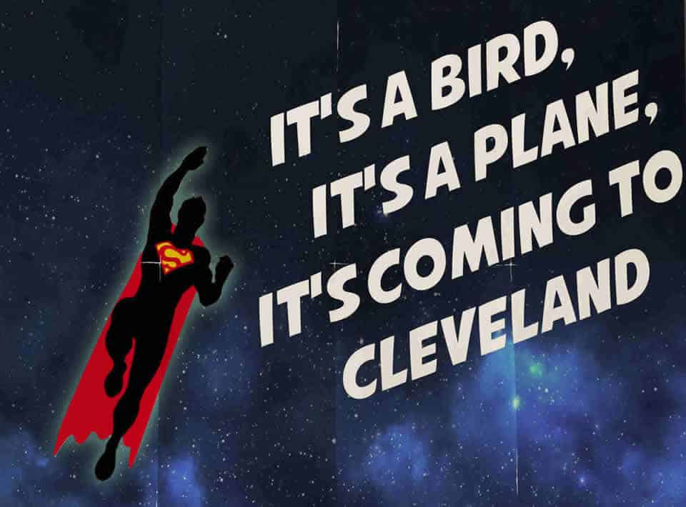 Superman Poster Concept