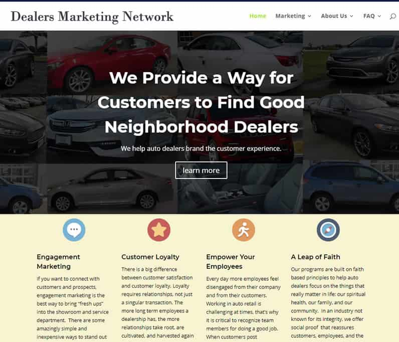 Dealers Marketing Network