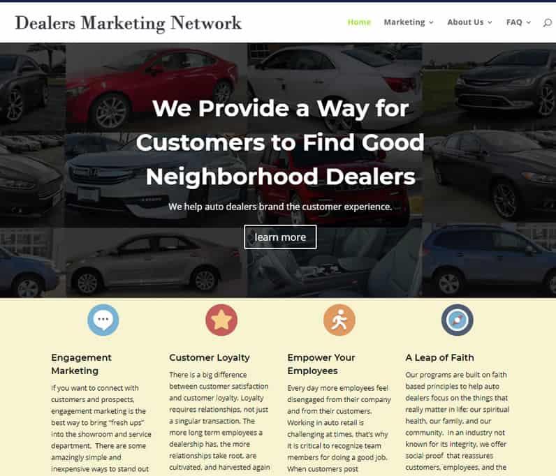 Dealers Marketing Network