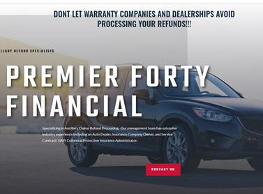 Premier 40 Financial